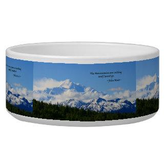 Mtns are calling / Denali - J Muir Bowl