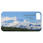 Mtns are calling/Denali-J Muir Cover For iPhone 5C