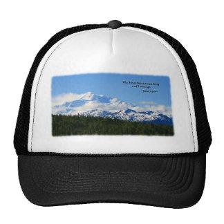 Mtns are calling/Denali-J Muir Trucker Hat