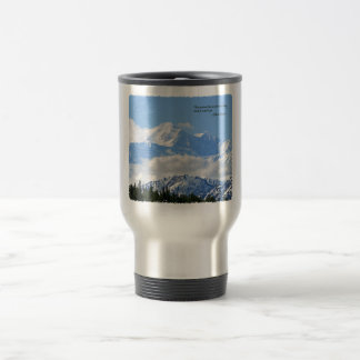 Mtns are calling Mt McKinley Coffee Mugs