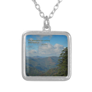 Mtns are calling… / Smoky Mtns Necklaces
