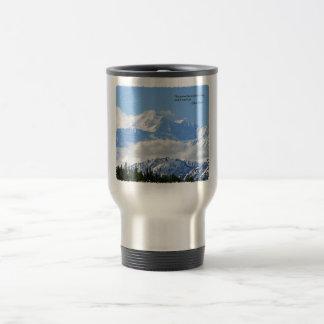Mtns es la llamada/Mt McKinley Taza De Café