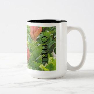 Muʻo o Ka Lehua Two-Tone Coffee Mug