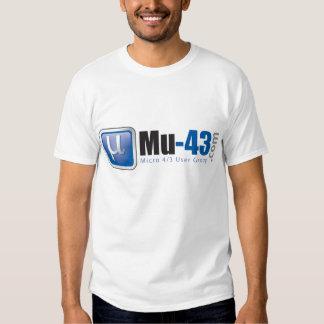Mu-43 T-Shirt