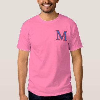 Mu Embroidered T-Shirt