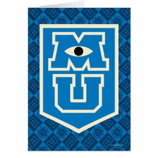 MU Flag Logo Card