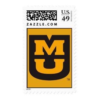 MU Logo Stamps