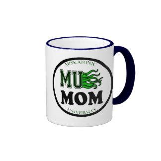 MU Mom Ringer Coffee Mug