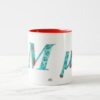 MU Two-Tone COFFEE MUG