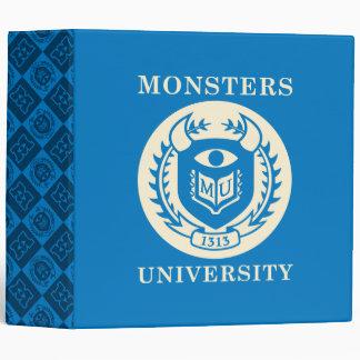 MU Seal - Dark Vinyl Binder