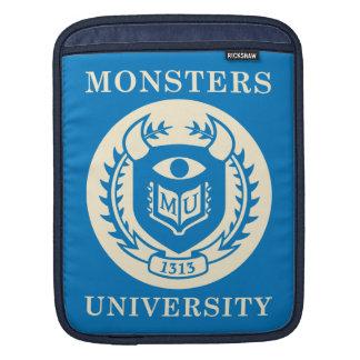 MU Seal - Dark iPad Sleeves