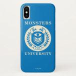 MU Seal - Dark iPhone X Case