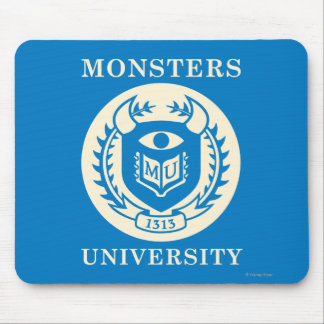 MU Seal - Dark Mouse Pad