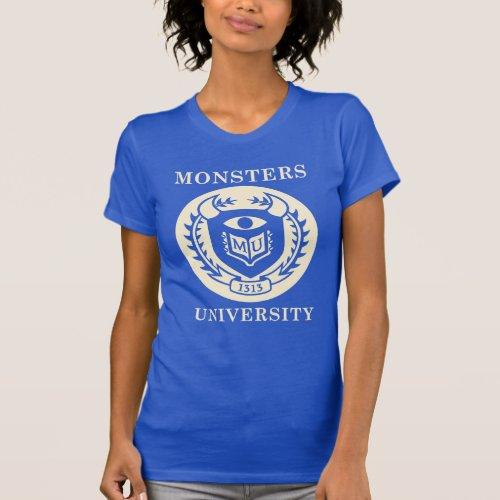 MU Seal _ Dark T_Shirt