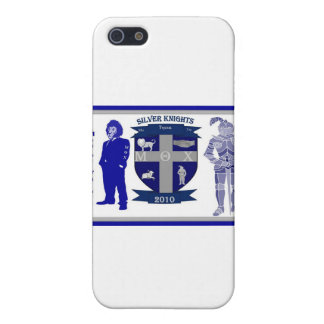 Mu Theta Chi Christian Fraternity, Inc. Cover For iPhone SE/5/5s