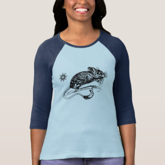 Muad'Dib Compass Rose Raglan T-Shirt