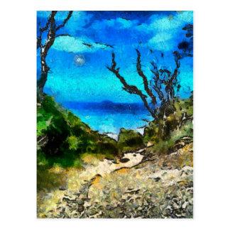 Muai Van Gogh Postcard