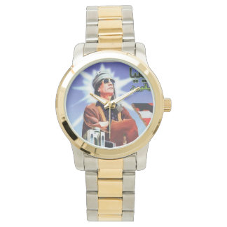 Muammar Gaddafi Wrist Watch