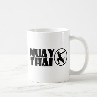 Muay Tailandés Taza De Café