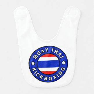 Muay Thai Baby Bib