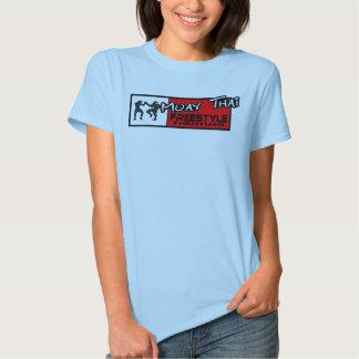 Muay Thai Banner T Shirt