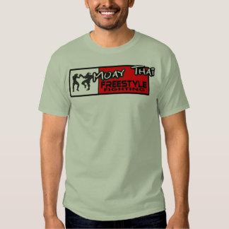 Muay Thai Banner Tee Shirt