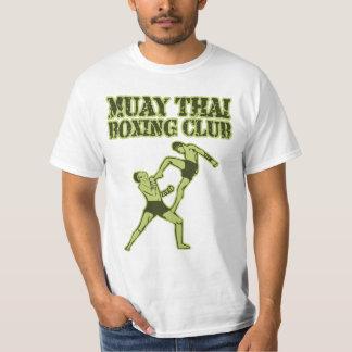 Muay Thai Boxing Club T Shirt