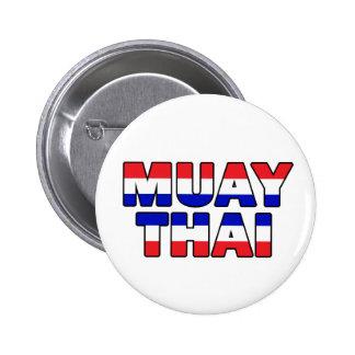 Muay Thai Button