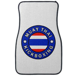 Muay Thai Car Floor Mat