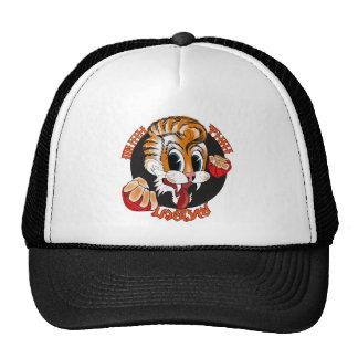 Muay Thai Cat Cap