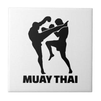 Muay Thai Ceramic Tile