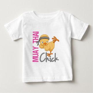 Muay Thai Chick Tee Shirt
