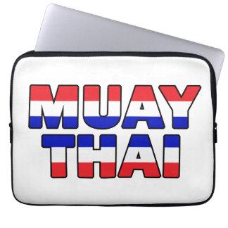 Muay Thai Computer Sleeve
