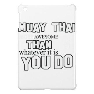 muay thai design iPad mini covers