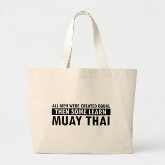 Muay Thai designs Tote Bag