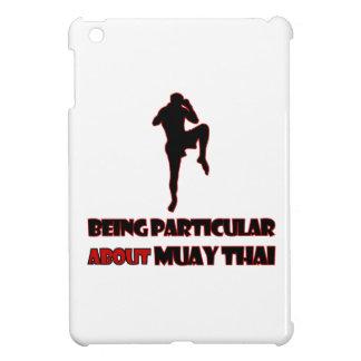 muay thai Designs iPad Mini Covers