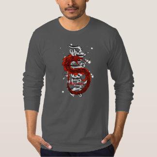 Muay-Thai Dragon Shirt