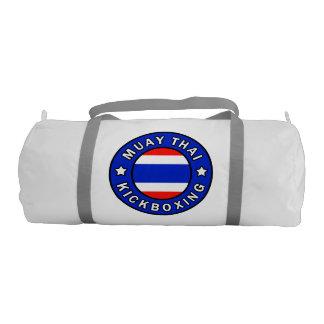 Muay Thai Duffle Bag