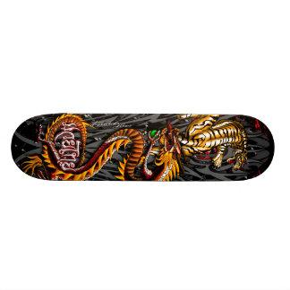 Muay-Thai Elements SK8 Skate Deck