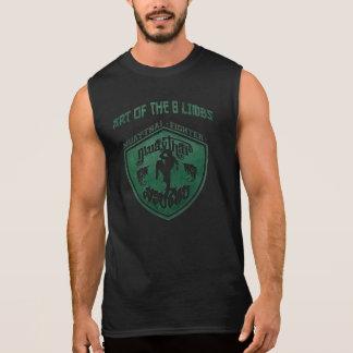 Muay Thai Fighter (Jade) Art of the 8 Limbs Sleeveless T-shirt