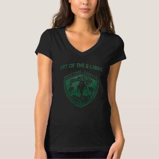Muay Thai Fighter (Jade) Art of the 8 Limbs T-Shirt