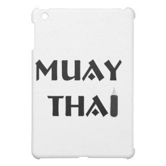 Muay Thai iPad Mini Covers