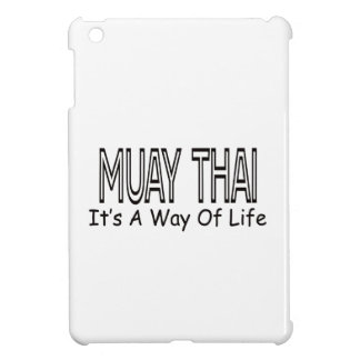 Muay Thai It's A Way Of Life Case For The iPad Mini