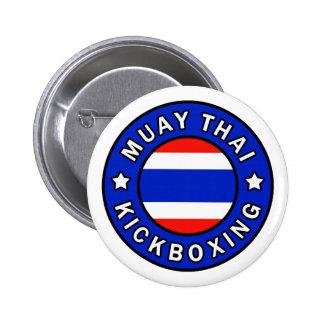 Muay Thai Kickboxing button