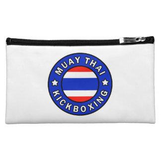 Muay Thai Kickboxing Cosmetic Bag