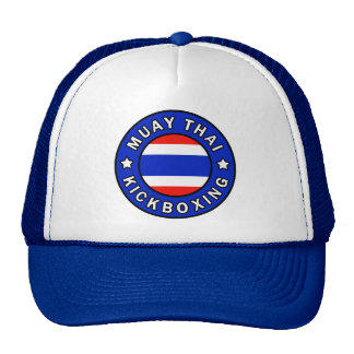 Muay Thai Kickboxing hat