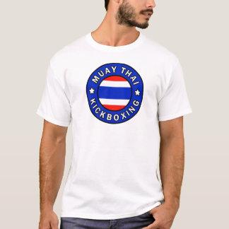 Muay Thai Kickboxing shirt