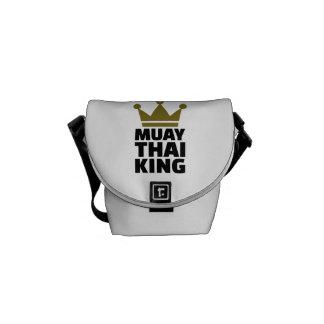 Muay Thai King Messenger Bag