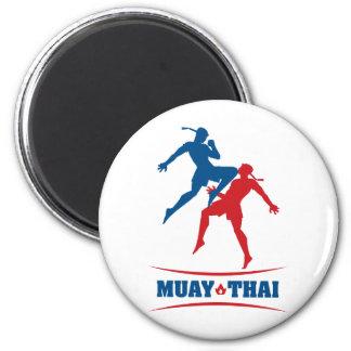 Muay Thai Magnet
