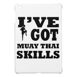 Muay Thai Martial Arts designs iPad Mini Cases